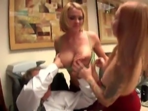 Hardcore fucking and sucking orgie video