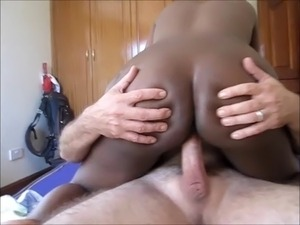 AFRICAN WHORE GETTING STUFFED WITH A WHITE COCK